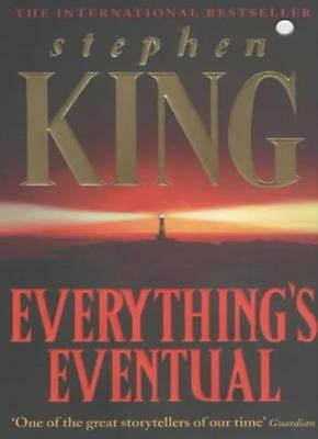 Everything's Eventual,Stephen King- 9780340770740