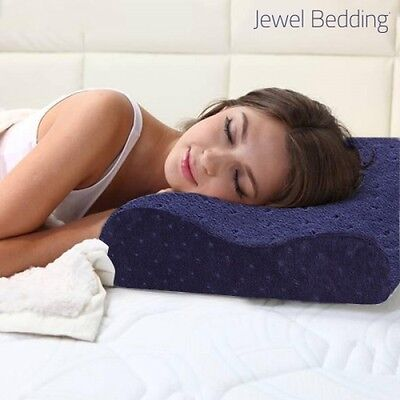 F1505137 Cuscino In Memory Foam Con Federa Jewel Bedding