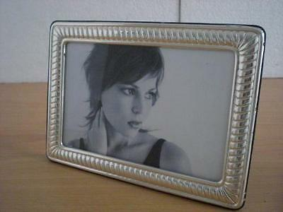 Sterling Silver Photo Picture Frame Handmade*1021/10×15 GB new