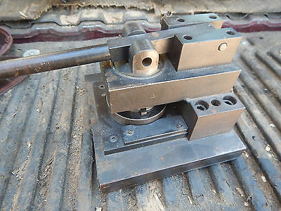 Small Press From Machine Shop Machinist Tool