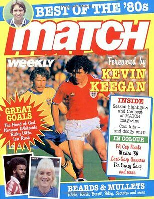 Match: Best of the '80s: With a foreword by Kevin Keegan (Annual),MATCH