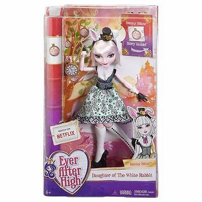 Ever After High Daughter Of The White Rabbit Bunny Blanc New
