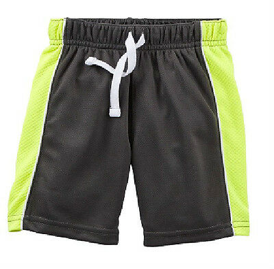 CARTERS Shorts 3T Boys Athletic Bottoms NEW NWT 3 Toddler Basketball Short Kids