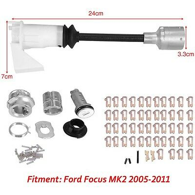 High Quality Ford Focus MK2 2005 -2011 CC Bonnet Release Lock Repair Kit 1343577