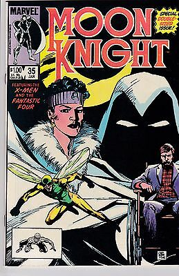 Moon Knight #35 NM- 9.2 1984 Marvel See My Store