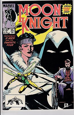 Moon Knight #35 NM+ 9.6 1984 Marvel See My Store