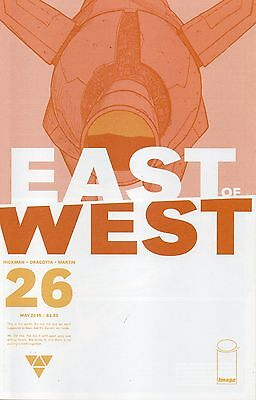 East Of West #26 (NM)`16 Hickman/ Dragotta