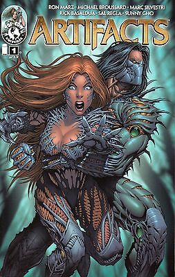 Artifacts #1 (NM)`10 Marz/ Broussard  (Cover C)