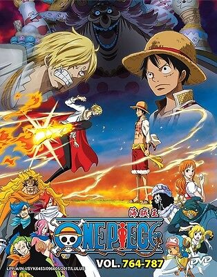 ONE PIECE TV Box 23 | Episodes 764-787 | English Subs | 6 DVDs (GM0358)