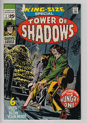 Tower Of Shadows Special #1 Vf/nm+ 9.1