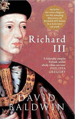 Richard III,David Baldwin