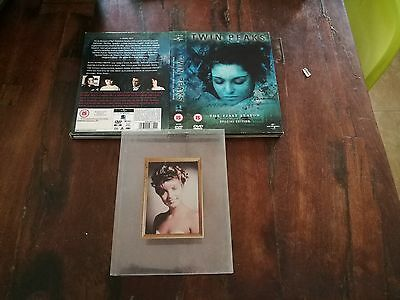 I Segreti di Twin Peaks Stagione 1 Sp Edit 1a Stampa Digipack 4 Dvd in Italiano