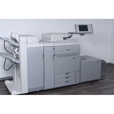 Canon imagePress C 700 Vollfarbdrucksystem inkl. Fiery Server F200, Finisher AM1