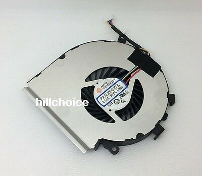 MSI GE62VR GP62MVR ventilateur refroidissement CPU 4 BROCHES PAAD06015SL N366