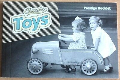 Australia Booklet 2009 Toys And Games.     Scarce!! Cat £35