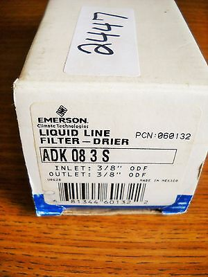 Emerson Liquid Line Filter Drier ADK 08 3 S / S1-060132