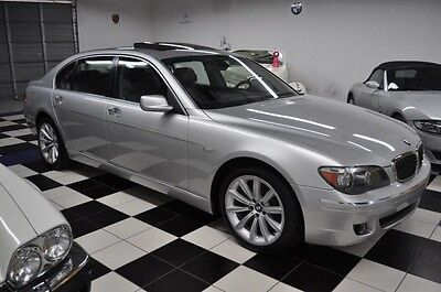 2008 BMW 7-Series LOW MILES - AMAZING CONDITION - CARFAX CERTIFIED! 2008 BMW 750Li 750 LI  750I - SHOWROOM CONDITION !!