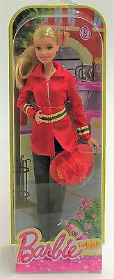 Mattel DHB23 Barbie Careers 30cm Doll - FIREFIGHTER Barbie