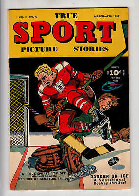 True Sport Picture Stories #12 Fn+ 6.5