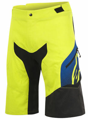 Alpinestars Predator 2016 - Mtb Shorts - Acid Yellow
