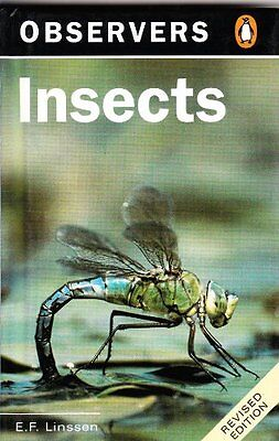 Insects of The British Isles: With a Section on Spiders, Revised Edition  (Obs,