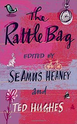 The Rattle Bag: An Anthology of Poetry NOUVEAU Broche Livre  Seamus Heaney, Ted