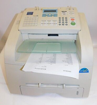 Ricoh Fax 2210L Laser Fax/copier/printer/scanner Page Count 4100 With Toner