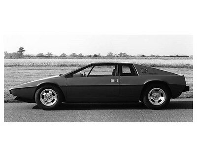 1975 Lotus Esprit Factory Photo ua9897
