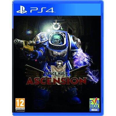 Space Hulk Ascension PS4 Game - Brand New!
