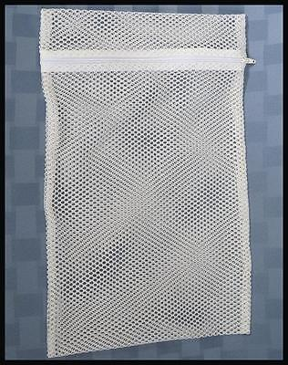 Small Laundry Wash Net Bag Mesh Ideal For Colour Catchers Color Washing Machine