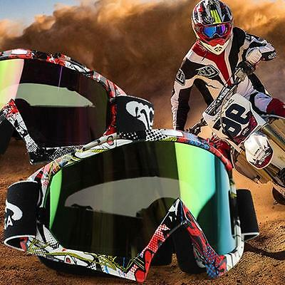 Newest Off Road Riding Motorcycle Motocross Bike Dirt Goggles Windproof EyeWear