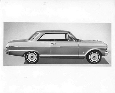 1963 Acadian Beaumont Sport Deluxe ORIGINAL Factory Photo oub5411