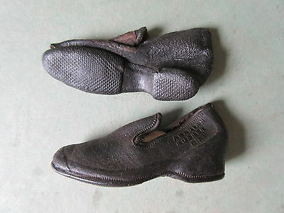 2 Old Vintage Miniature Advertising Shoes Canadian Rubber Co