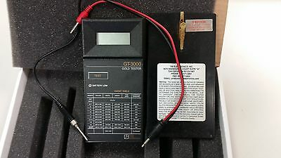 Tri Electronics, GT-3000 Gold Tester, Just the Base,Wires,and Electronics,Parts