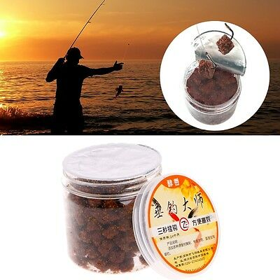 1 Bottle 120g Fishing Baits Carp Catfish Coarse Fermenation Flavor Hook Lures
