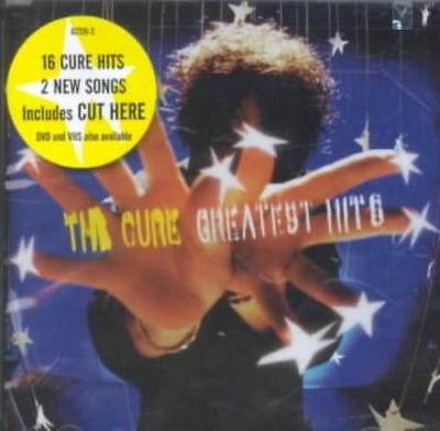 The Cure - Greatest Hits Used - Very Good Cd