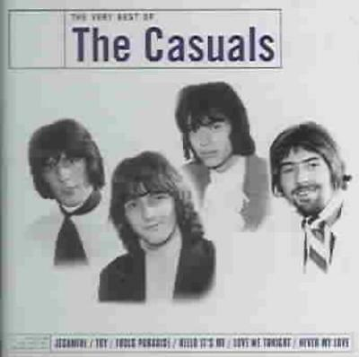 Casuals - Very Best Of The Casuals * Used - Very Good Cd