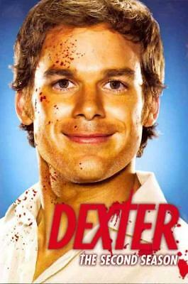 Dexter - The Complete Second Season Used - Very Good Dvd