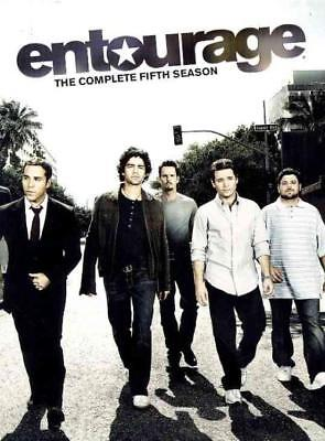 Entourage - The Complete Fifth Season Used - Very Good Dvd