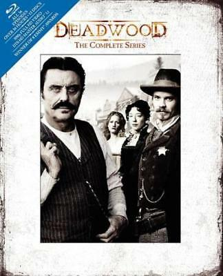 Deadwood - The Complete Series Used - Very Good Blu-Ray