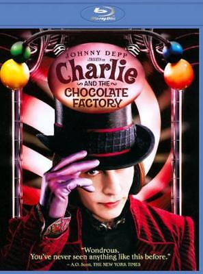 Charlie And The Chocolate Factory Used - Very Good Blu-Ray