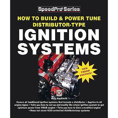 How To Build And Power Tune Distributor Type Ignition Manual Guide / Book
