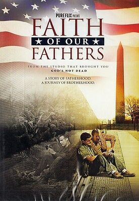 NEW Sealed Christian Drama WS DVD! Faith of Our Fathers (Stephen Baldwin)