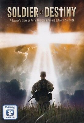 NEW Sealed Christian Drama Widescreen DVD! Soldier of Destiny (Stephen Preston)
