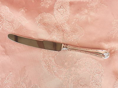 RODD  ACANTHUS  Silver PLATE    Single  DINNER KNIFE       VINTAGE