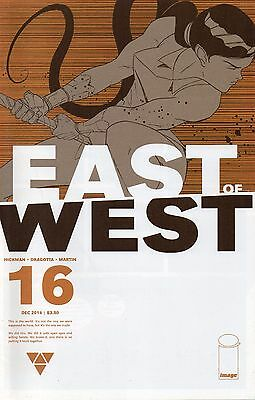 East Of West #16 (NM)`14 Hickman/ Dragotta (Cover A)
