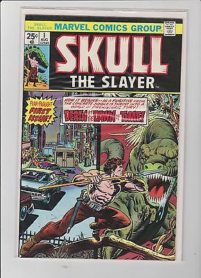 Comic Book 1975  #1 SKULL THE SLAYER MARVEL Comics Group