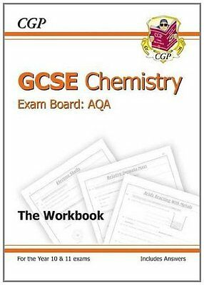 GCSE Chemistry AQA Workbook incl Answers - Higher (A*-G course),Cgp Books