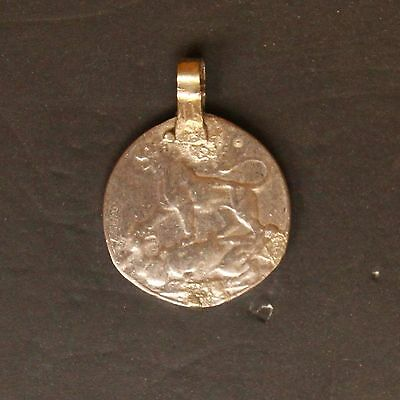 1939 - 1945 George VI India Service Medal  WWII (altered) - 854b10