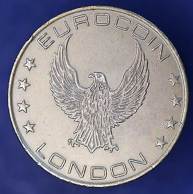 Eurocoin London coin *[9989]